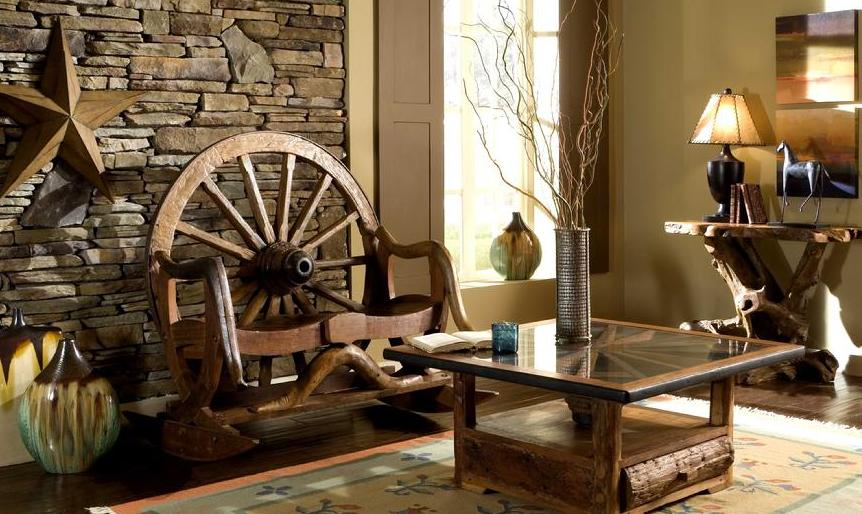 Rustic Wood Furniture- Types Of Rustic Wood Furniture