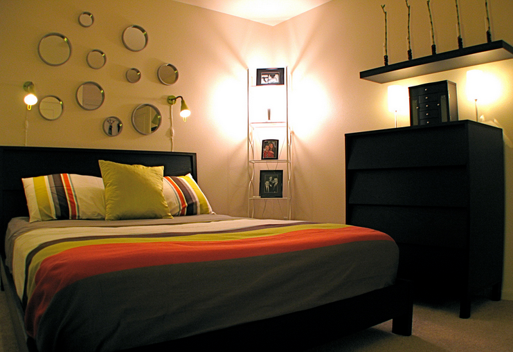 Different Bedroom Decorating Ideas Homeaholic Net