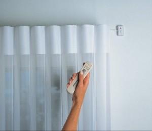Automatic Bedroom Blind Ideas