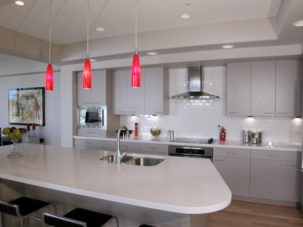 Kitchen Island Pendant Lighting Ideas