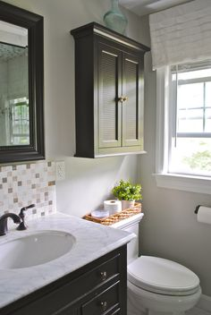 Bathroom Wall Cabinets- Different Ideas