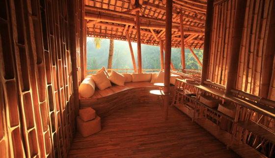 Bamboo Sunroom Furniture Ideas