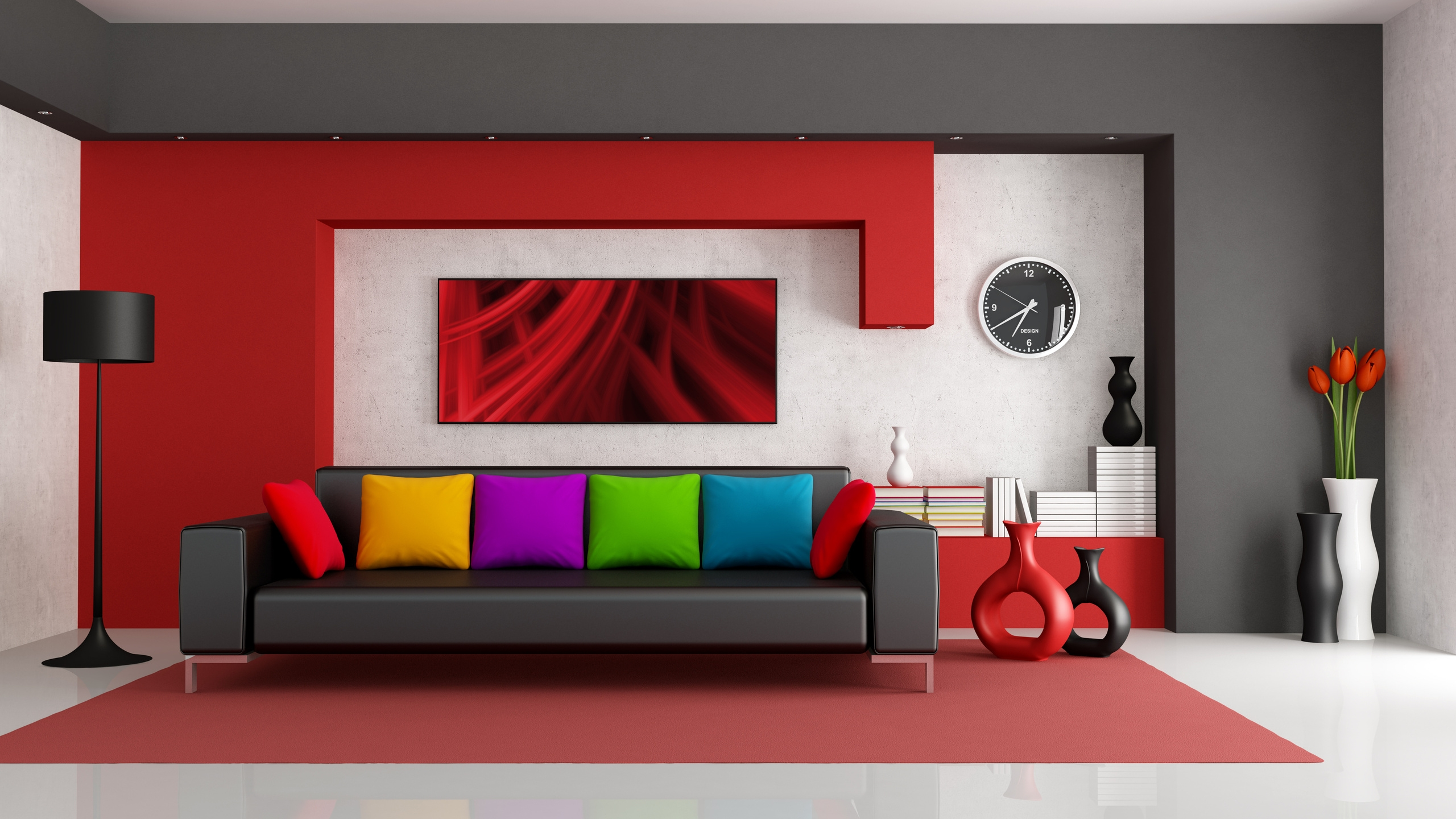 Colours For Living Room 2014 bedroom : wall paintings for living room red and gold bedroom