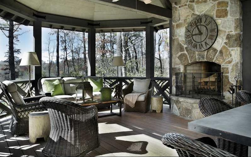 Modern Sunroom Furniture Ideas