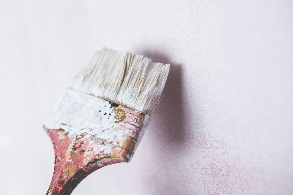 Duster/ Spare Wall Painting Brush