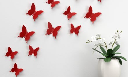 Wall Decoration With Paper Craft- Wall Decor Made Easy