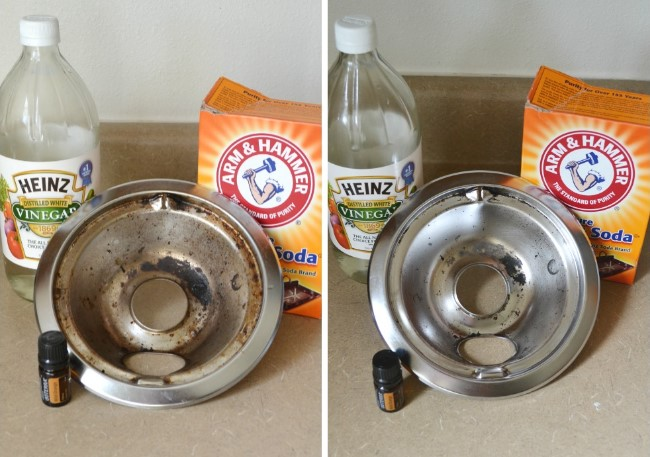 How to Clean Stove Top Burners