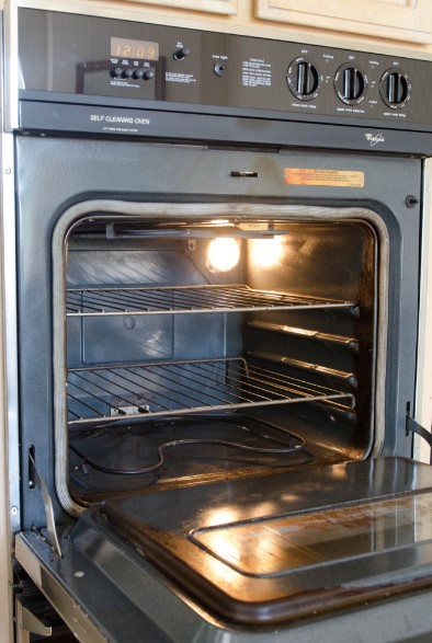 Homemade Oven Cleaner Without Baking Soda