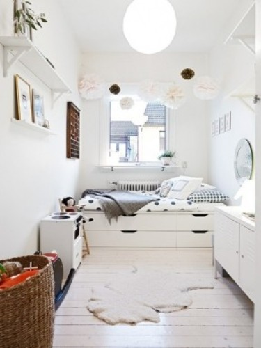 Paint your Bedroom Walls With Light Color