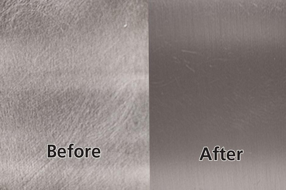 How to Clean Stainless Steel Sink Scratches- Buffing Method