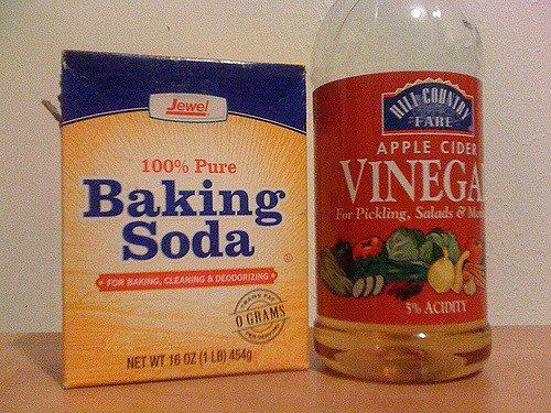 How to Clean Bathroom Sink Drain with Lemon, Baking Soda, Vinegar and Boiling Water