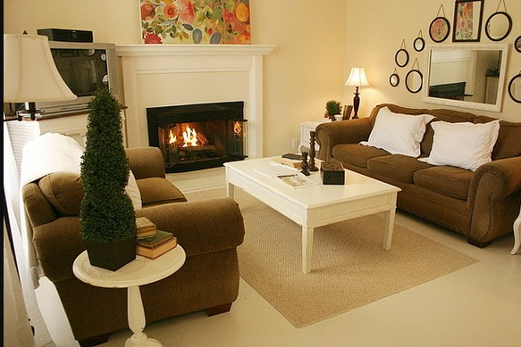 Small Living Room Decoration Ideas