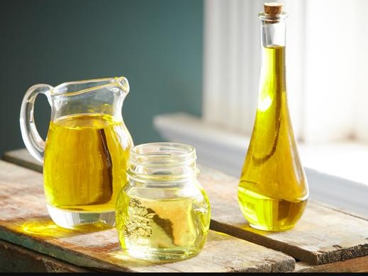How to Clean Stove Top Burners using Olive Oil or Vegetable oil