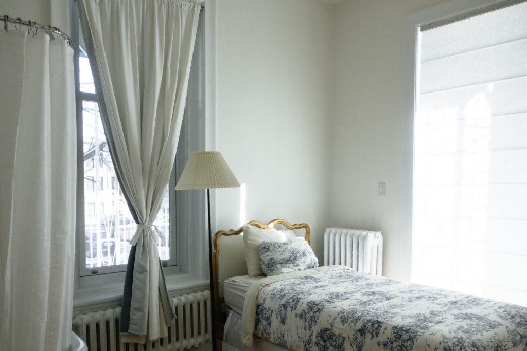 Light Color Drapes/Curtains