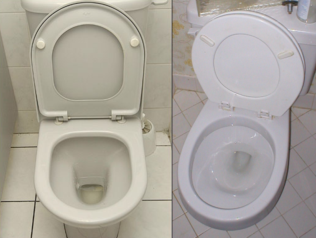 5 Quick Ways to Unblock Slow Draining Toilet - Homeaholic.net