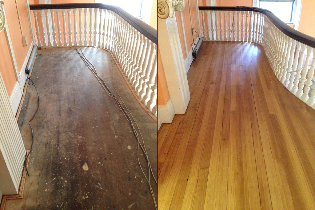How to Clean Wood Floors Naturally- The Advantages