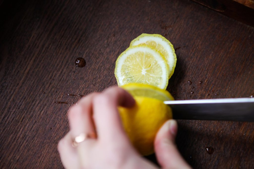 How to Remove Rust from Stainless Steel Sink with Lemon