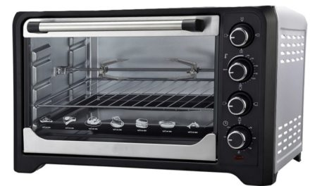 How to Clean a Toaster Oven Inside