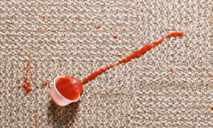How to Get Tomato Sauce Out of Carpet