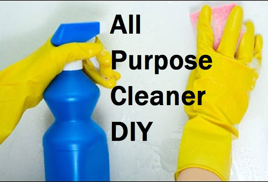 All Purpose Cleaner DIY- Home Remedies