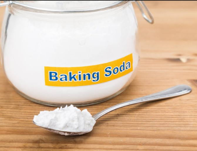 How to Remove Burn Marks from Iron Plate with Baking Soda