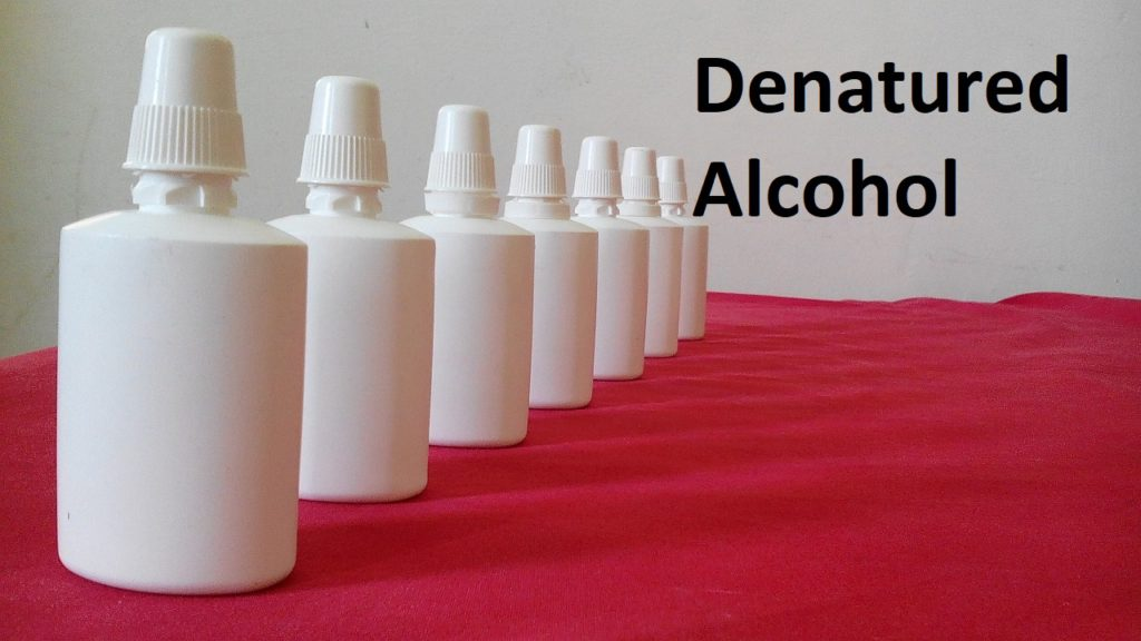 How to Remove Spray Paint from Plastic with Denatured Alcohol