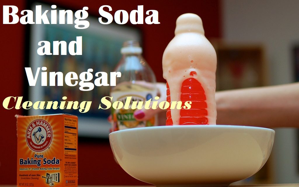 16 Best Baking Soda and Vinegar Cleaning Solutions