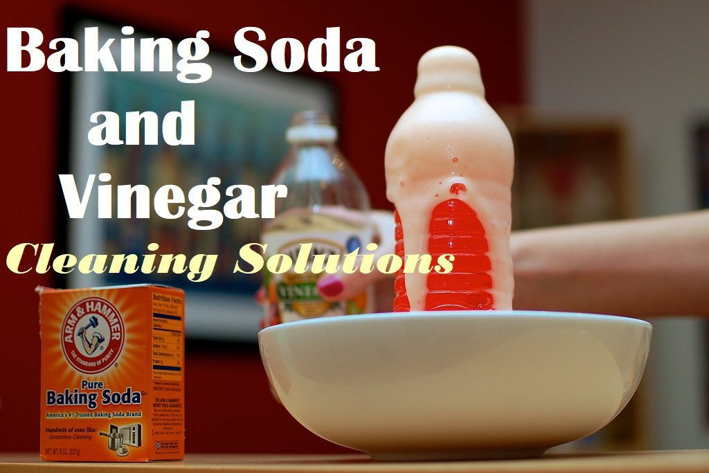 16 best baking soda and vinegar cleaning solutions. Black Bedroom Furniture Sets. Home Design Ideas