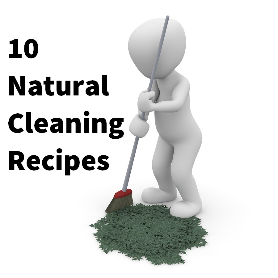 Top 10 Natural Cleaning Recipes